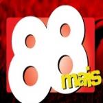 Logo da emissora Rádio Mais 88 FM