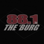 Logo da emissora Radio KCWU 88.1 FM