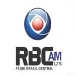 Logo da emissora R�dio Brasil Central 1270 AM