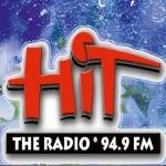 Logo da emissora Radio Hit 94.9 FM
