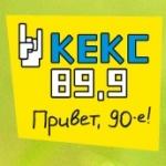 Logo da emissora Keks 89.9 FM