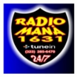 Logo da emissora Radio Maná 1631