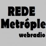 Logo da emissora R�dio Rede Metr�pole FM