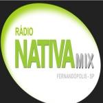 Logo da emissora Rádio Nativa Mix