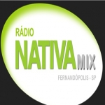 Logo da emissora R�dio Nativa Mix