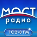 Logo da emissora Most Radio 102.8 FM