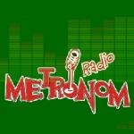 Logo da emissora Radio Metronom 89 FM