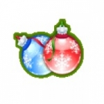 Logo da emissora Christmas Web Radio