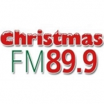 Logo da emissora Radio CBN Christmas