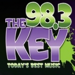 Logo da emissora Radio KEYW 98.3 FM