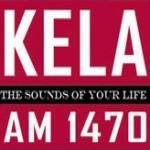 Logo da emissora Radio KELA 1470 AM