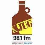 Logo da emissora Radio KKJG 98.1 FM