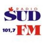 Logo da emissora Radio Sud 101.7 FM