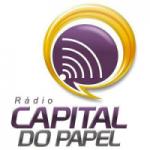 Logo da emissora Rádio Capital do Papel 700 AM