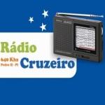 Logo da emissora Rádio Cruzeiro 640 AM