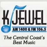 Logo da emissora KKJL 1400 AM K-Jewel