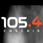 Logo da emissora Rádio Cascais 105.4 FM