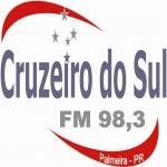 Logo da emissora R�dio Cruzeiro do Sul 98.3 FM