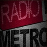 Logo da emissora Radio Metro 102.4 FM