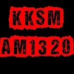 Logo da emissora KKSM 1340 AM