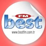 Logo da emissora Radio Best FM 98.4