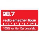 Logo da emissora Emscher Lippe 98.7 FM
