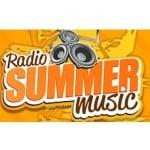 Logo da emissora Rádio Summer Music