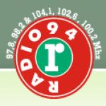 Logo da emissora Radio 94 91.1 FM