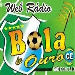 Logo da emissora Web Rádio Bola de Ouro