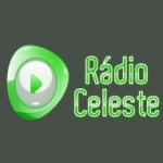Logo da emissora Rádio Celeste