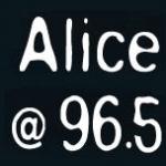Logo da emissora KLCA 96.5 FM Alice