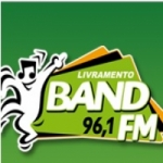 Logo da emissora R�dio Band 96.1 FM