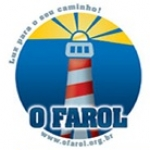 Logo da emissora Rádio O Farol