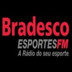 Logo da emissora R�dio Bradesco Esportes 91.1 FM