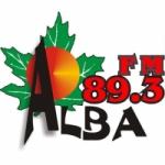 Logo da emissora Radio Alba 89.3 FM