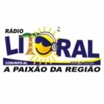 Logo da emissora R�dio Litoral 104.9 FM