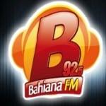 Logo da emissora R�dio Bahiana 92.5 FM