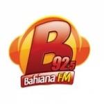Logo da emissora Rádio Bahiana 92.5 FM