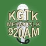 Logo da emissora KGTK 920 AM