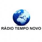Logo da emissora Rádio Tempo Novo