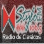 Logo da emissora Radio Stylo 106.5 FM