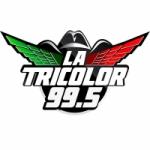 Logo da emissora Radio KLOK 99.5 FM