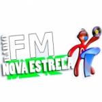Logo da emissora R�dio Nova Estrela 104.9 FM