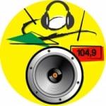 Logo da emissora Rádio Vale do Sol 104.9 FM
