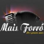 Logo da emissora R�dio Mais Forr�