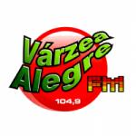 Logo da emissora R�dio V�rzea Alegre 104.9 FM