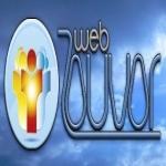 Logo da emissora Web Louvor
