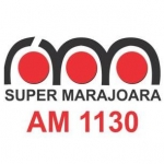 Logo da emissora Super Rádio Marajoara 1130 AM