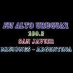 Logo da emissora Radio Alto Uruguay 100.3 FM
