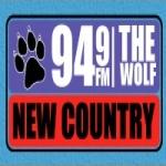 Logo da emissora Radio KIOK 94.9 FM